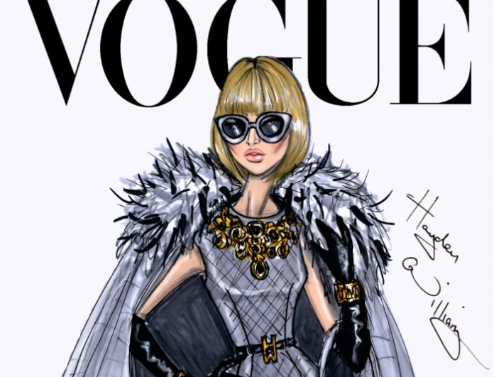 ff258629cb Τα πιο γνωστά πρόσωπα της μόδας..εικονογραφημένα! - ΜΟΔΑ - Youweekly