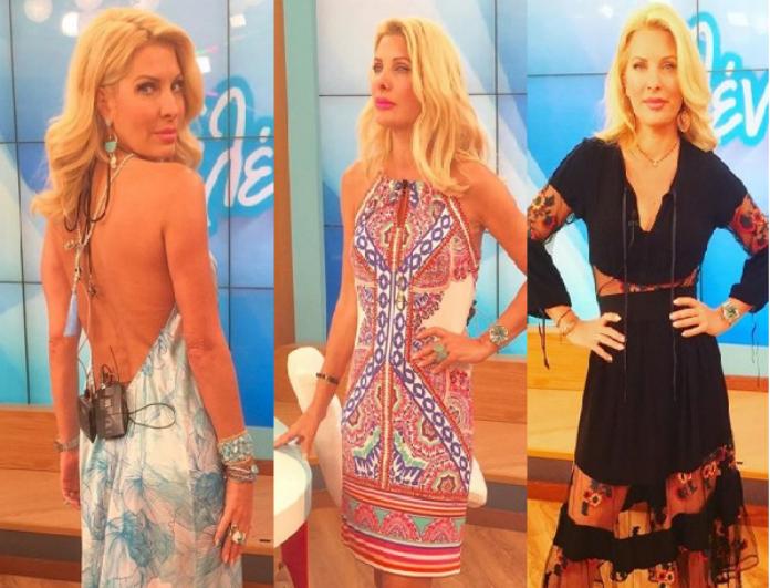 Top 10  Τα καλύτερα φορέματα της Ελένης Μενεγάκη - Πόσο κοστίζουν και πού  μπορείς να τα αγοράσεις! - CELEBRITY STYLE - YOU WEEKLY 1a3cc04bfa4