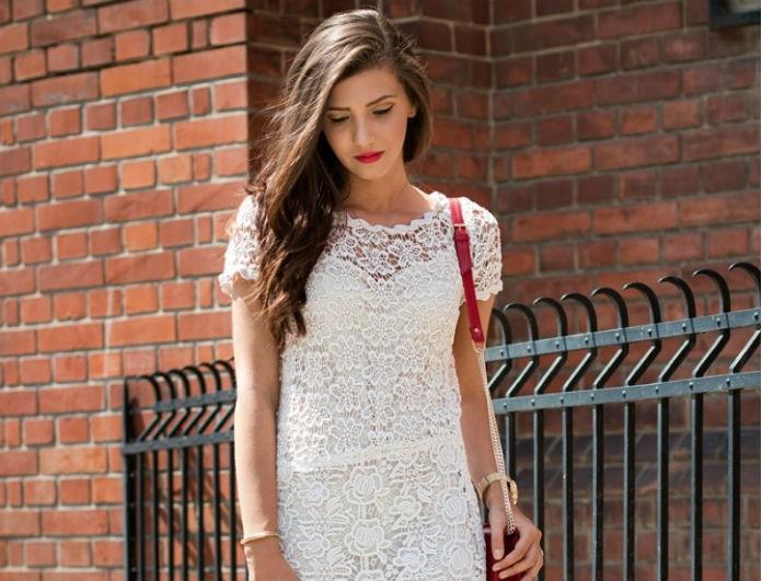 0e49ea95253e Αγαπημένο λευκό φόρεμα! Οι stars σου δείχνουν πώς να το φορέσεις -  CELEBRITY STYLE - Youweekly