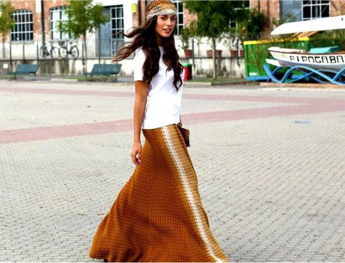Μάξι φούστα: 10 τρόποι για να φορέσεις σωστά το απόλυτο trend του καλοκαιριού
