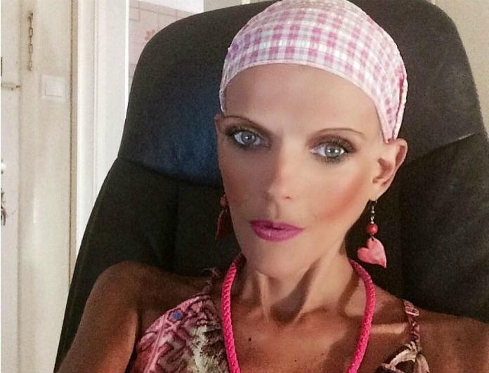 Νανά Καραγιάννη: Δεν φαντάζεστε τι της έλειψε όσο ήταν μέσα στο νοσοκομείο