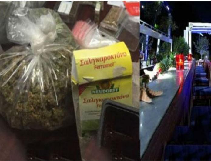 Είδηση βόμβα: Βρέθηκε φυτεία χασίς σε μαγαζί πασίγνωστου Έλληνα τραγουδιστή!