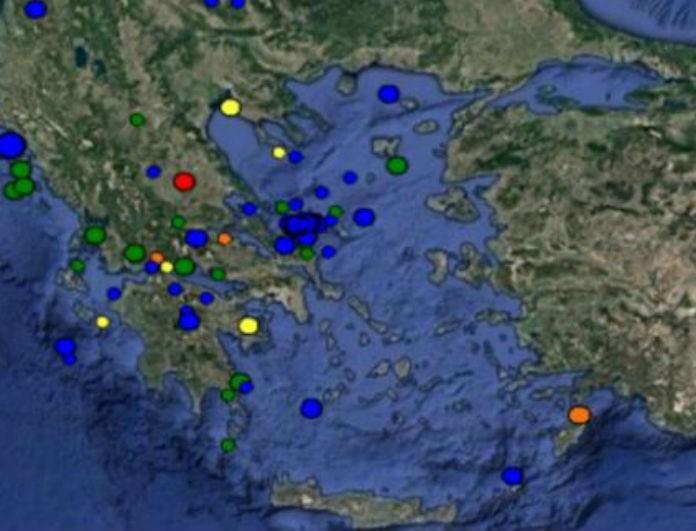 Μεγάλη προσοχή: Οι δύο περιοχές που περιμένουν μεγάλο σεισμό στην Ελλάδα οι σεισμολόγοι! (video)