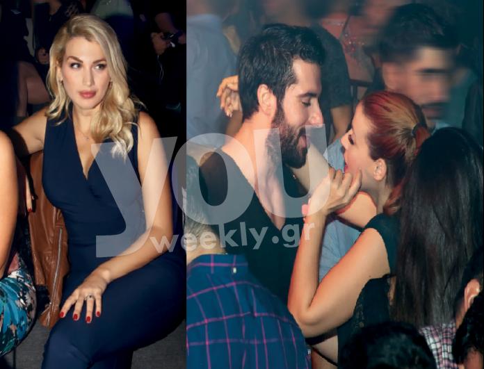 Αποκάλυψη! Με αυτή την κοπέλα φιλιόταν ο Κοτσοβός όταν του επιτέθηκε η  Σπυροπούλου! - NEWS - YOU WEEKLY bd78def902e