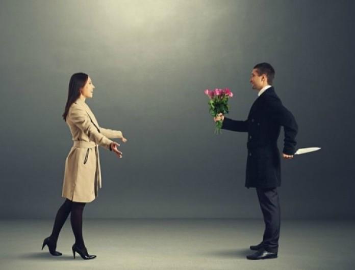 Αυτά τα 5 σημάδια αποδεικνύουν πως ο σύντροφος σου είναι συναισθηματικά ψυχοπαθής! Μήπως σου συμβαίνει;
