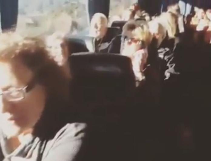 Το πρώτο Mannequin Challenge σε λεωφορείο στην Ελλάδα! Δείτε το βίντεο που