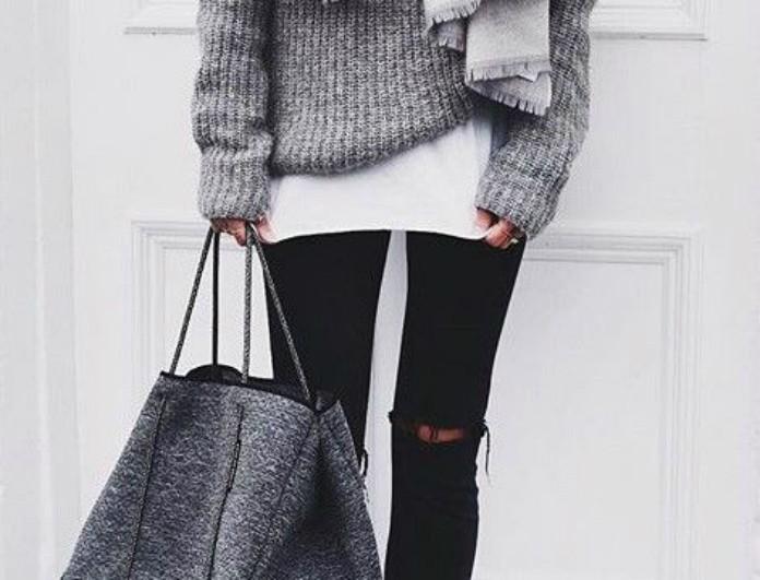 10 ιδέες για απίστευτα χειμωνιάτικα casual ντυσίματα από γνωστούς fashion  bloggers! - STREET FASHION - YOU WEEKLY 75984e91fcd