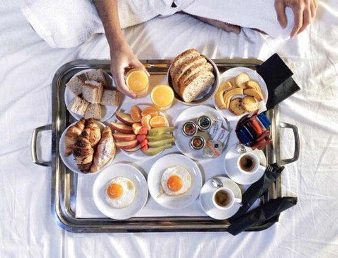 Πρωινό: Αυτά τρως και ΔΕΝ σε αφήνουν να αδυνατίσεις!