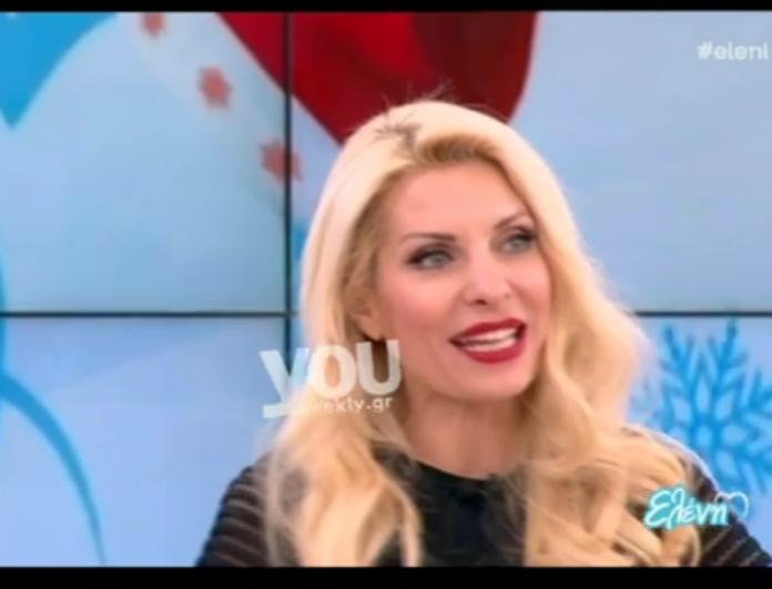 Έκανε έφοδο στο πλατό της Μενεγάκη! Δείτε ποια παρουσιάστρια εισέβαλε στην εκπομπή! (Βίντεο)
