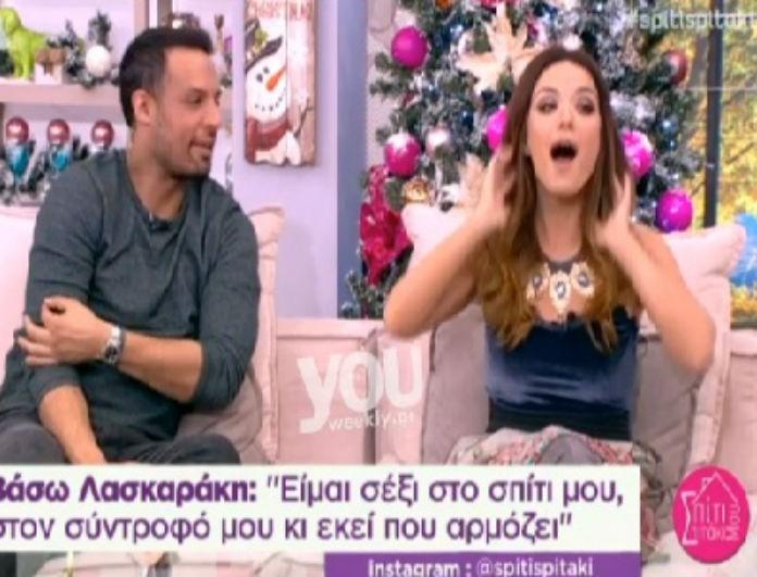Η ερώτηση στον αέρα της Σπυροπούλου που έφερε σε αμηχανία την Λασκαράκη: