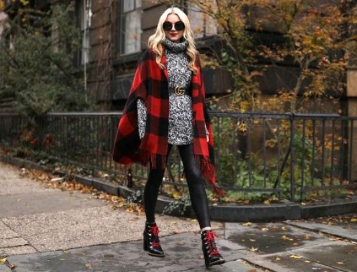 Πώς να φορέσεις το κολάν σου τον χειμώνα- 6 στιλάτοι τρόποι! - STREET  FASHION - YOU WEEKLY c92142e5196