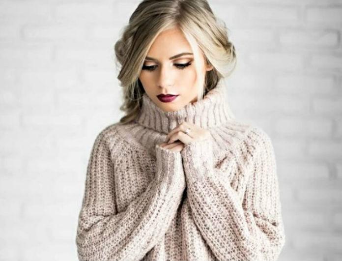 44c838018670 Winter Shopping  Τα πουλόβερ που χρειάζεται να αγοράσεις τώρα με λιγότερο  από 20 ευρώ! - FASHION NEWS - Youweekly