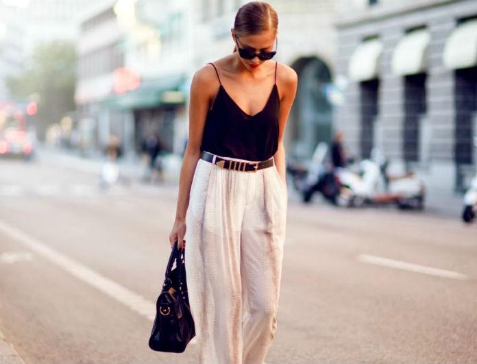 784ece9463ba Παντελόνες  Αυτή είναι η νέα τάση! Πώς να την φορέσεις από το πρωί ως το  βράδυ (photos) - ΤΙ ΘΑ ΦΟΡΕΣΕΙΣ - Youweekly