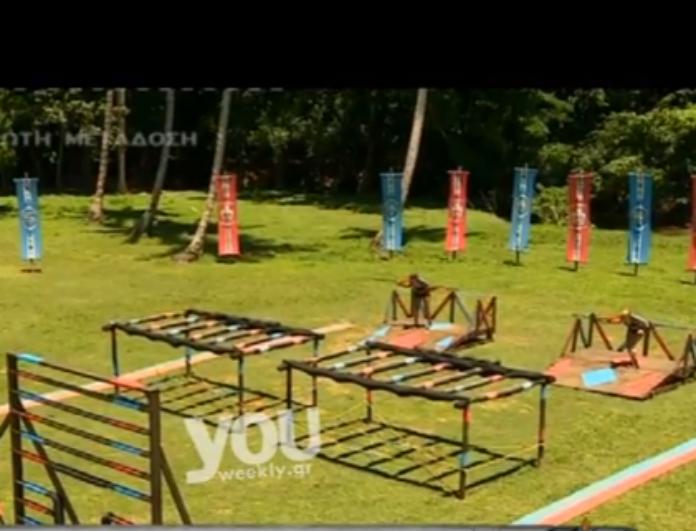 Survivor: Διέρρευσαν πλάνα από το σημερινό επεισόδιο! Η πρώτη νίκη πάει στους... (Βίντεο)