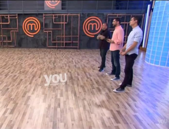 Master Chef: Αυτός είναι ο παίκτης που αποχώρησε από το παιχνίδι! Η ένταση και τα δάκρυα on air! (βίντεο)