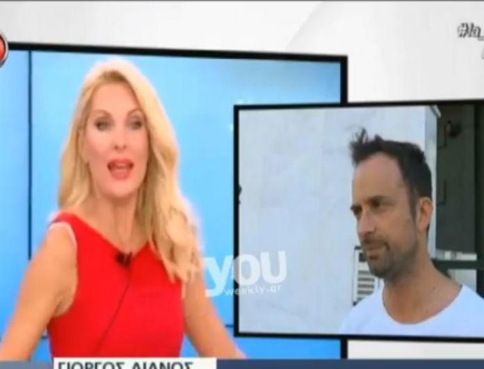Ο Γιώργος Λιανός αποκαλύπτει τι συμβαίνει με την εκπομπή της Ελένης Μενεγάκη! Οι συζητήσεις και τα μελλοντικά του σχέδια! (Βίντεο)