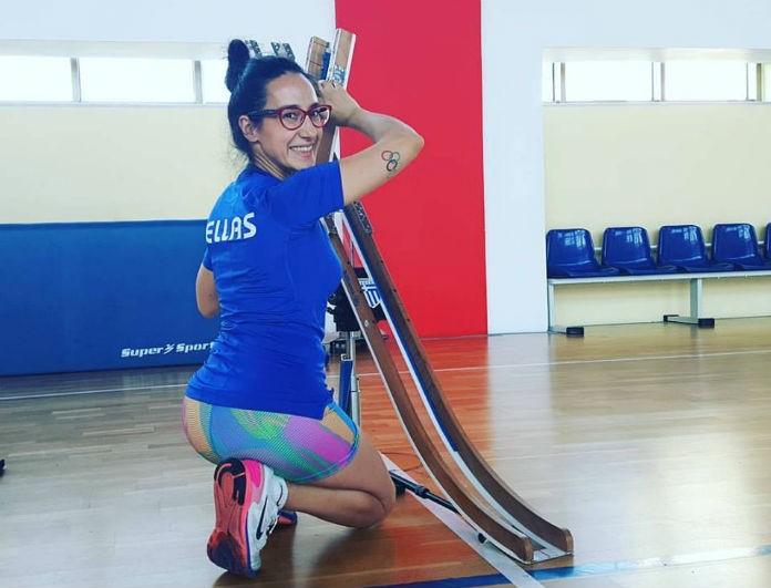 Κατερίνα Πατρώνη: Η Παραολυμπιονίκης του μπότσια εξομολογείται  στο Youweekly.gr