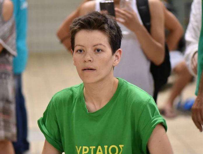 Με αφορμή το νέο πανελλήνιο ρεκόρ της η Αλεξάνδρα Σταματοπούλου μιλά στο Youweekly.gr « Η γοργόνα με τα γαλάζια μάτια»