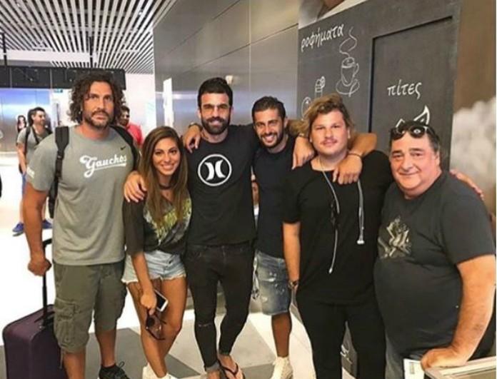 Η νέα φωτογραφία της Ευρυδίκης Βαλαβάνη με τον Κωνσταντίνο Βασάλο που ισοπέδωσε το Instagram!