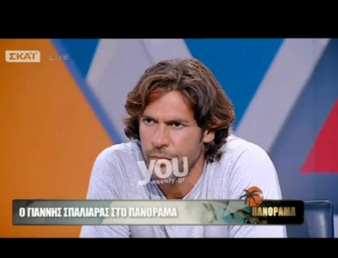 Πανόραμα: Ο Σπαλιάρας αποκαλύπτει τον πραγματικό λόγο που τον έστειλαν στους Μαχητές και ξεσκεπάζει το bullying στην Παπαδοπούλου (Βίντεο)