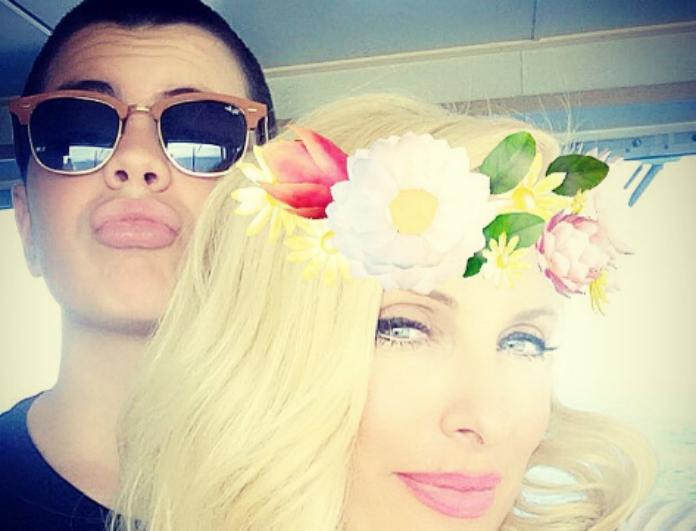 Το πρώτο instastories του Άγγελου Λάτσιου στο instagram! Δεν φαντάζεστε με ποιον απολαμβάνει τις διακοπές του... (Photo)