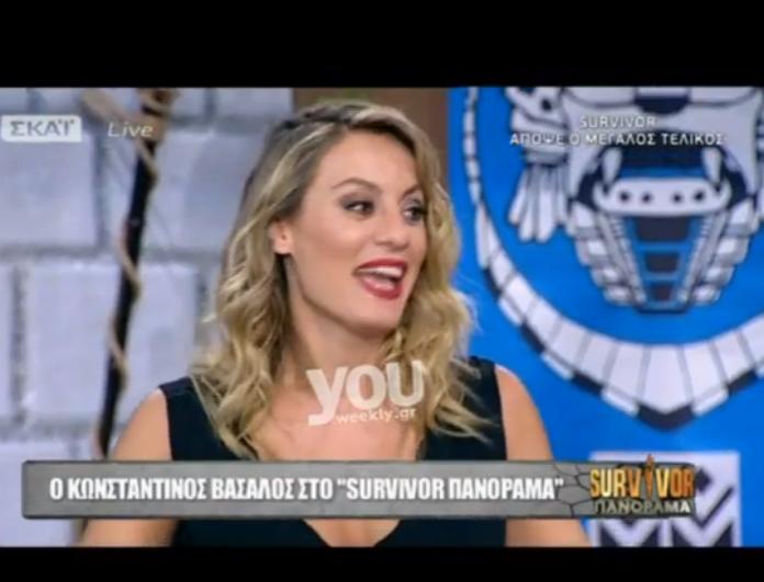 Survivor Panorama: Οops! Η Ελεονώρα Μελέτη μαρτύρησε που θα πάει διακοπές με το αγόρι της φέτος το καλοκαίρι! (Βίντεο)