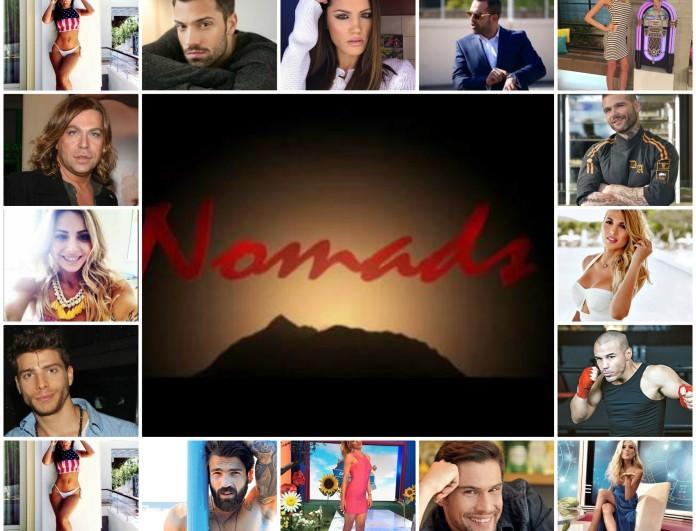 Ψηφίστε: Ποιους επώνυμους θέλετε να δείτε να συμμετέχουν στο Nomads του Ant1;