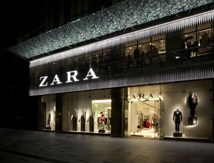 Αυτό είναι το ψηλόμεσο τζιν σορτσάκι των Zara που έχει σπάσει ταμεία! Κοστίζει λιγότερο από 20 ευρώ...