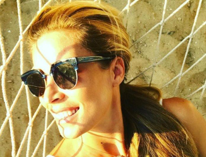 Η Μαριέττα Χρουσαλά αναπολεί τις διακοπές της στην Ιταλία και μας το δείχνει με την πιο εντυπωσιακή φωτογραφία της! Πιο χαμογελαστή από ποτέ στον 6ο μήνα της εγκυμοσύνης της...