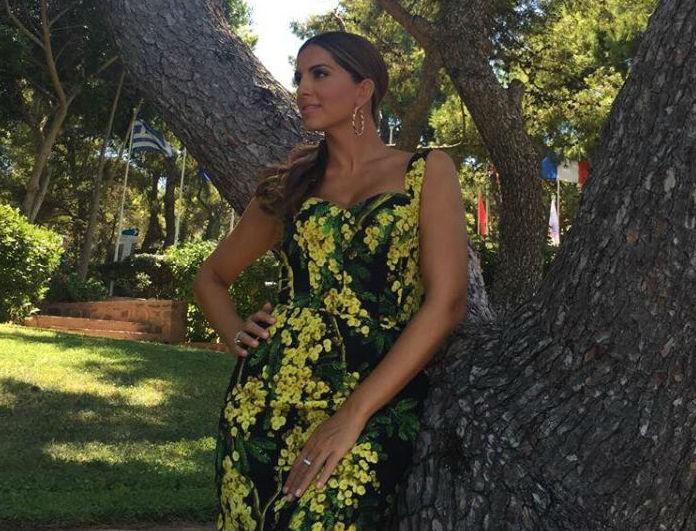 Η Σταματίνα Τσιμτσιλή προτείνει:Αυτό είναι το χρώμα του κραγιόν που πρέπει να φορέσετε φέτος