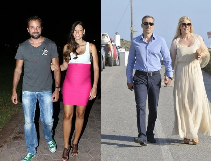 Χωρισμοί - βόμβα στην ελληνική σόουμπιζ: Τα ζευγάρια που διέλυσαν τη σχέση τους μέσα στο καλοκαίρι