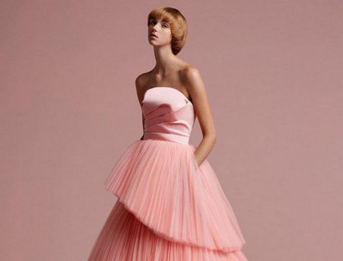 Υψηλή ραπτική: Το ωραιότερο φόρεμα για φέτος το είδαμε από τους Viktor & Rolf