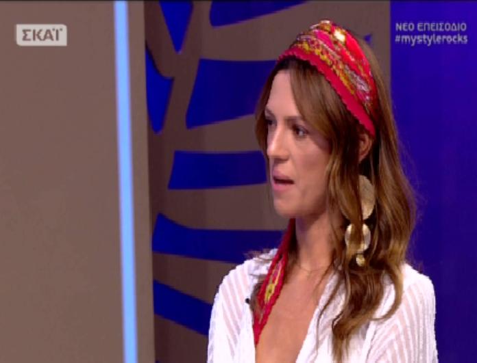My style rocks:  Ξέσπασε σε κλάματα η Ραμόνα μιλώντας για τον πρώην άντρα της...Η εξομολόγηση από καρδιάς που έκανε την Αραβανή να κομπλάρει...(βίντεο)