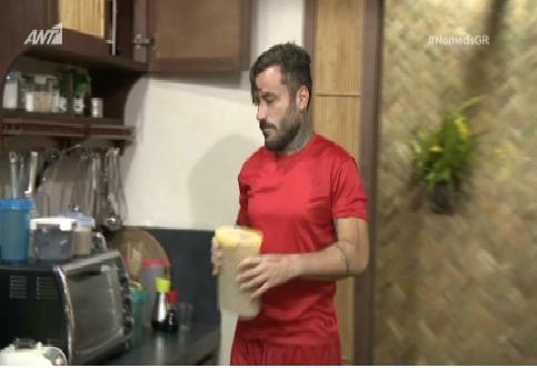 Νοmads : Τρέλανε μας Μαυρίδη! Δείτε πως πήγε να φτιάξει μακαρόνια...Πραγματικά απίστευτο!( Βίντεο)
