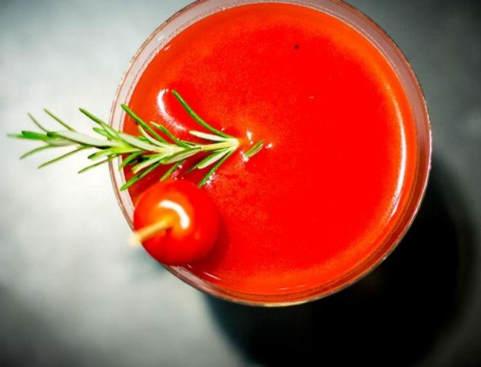 Σ'αρέσει το bloody mary; Αυτή είναι η απόλυτη συνταγή!