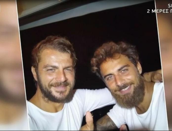 Στην Κύπρο ο Γιώργος Αγγελόπουλος! Τα νυχτοπερπατήματα με τον Μάριο Πρίαμο και το βίντεο που ξετρέλανε τις θαυμάστριες!