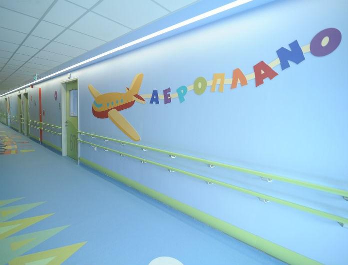 Η «Ομάδα Προσφοράς ΟΠΑΠ» σκόραρε στον αγώνα για τα παιδιά – Ο ΟΠΑΠ προσθέτει  3.642.845 ευρώ στην επένδυσή του για την ανακαίνιση των δύο παιδιατρικών νοσοκομείων!