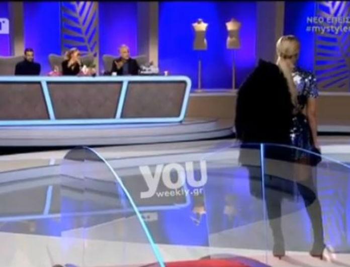 My Style Rocks: Άναυδοι οι κριτές με την Ιωάννα Τούνη! Το απίστευτο σημερινό look της που τους δίχασε! (βίντεο)