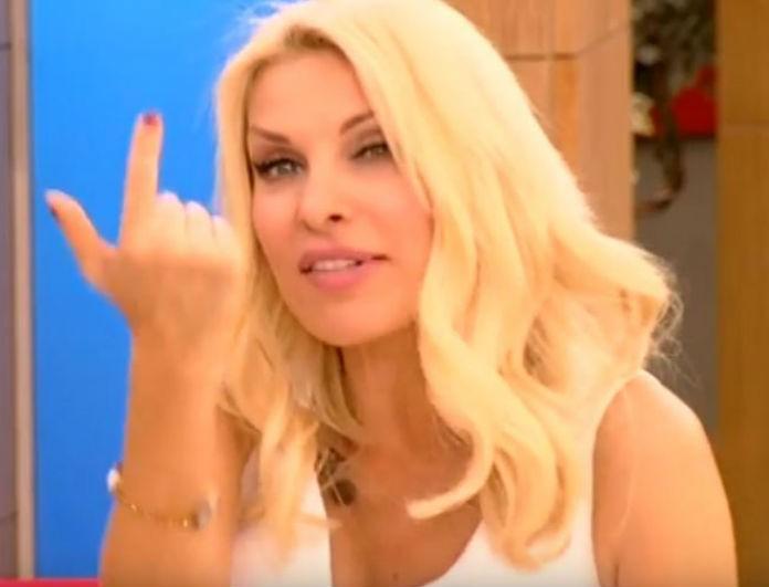 Η Ελένη Μενεγάκη παραδέχεται: «Την κάνουμε κύριοι τη χαζή! Δεν είμαστε...» (Βίντεο)
