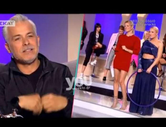 My Style Rocks: Αυτή είναι η χειρότερη εμφάνιση της Ιωάννας Τούνη! Απογοητευμένοι οι κριτές! (Βίντεο)