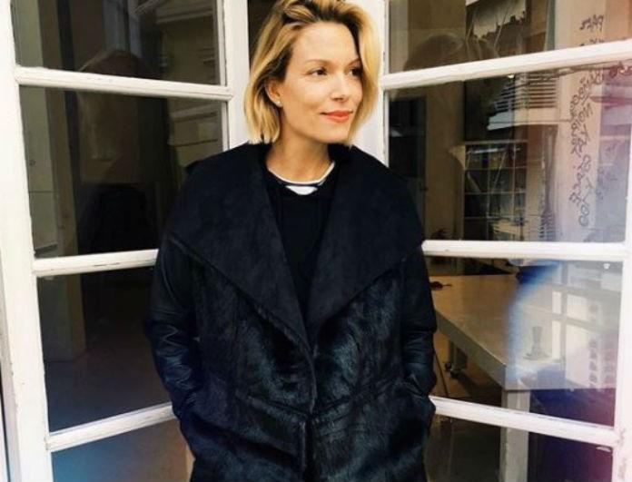 fdf2121d3a6e H Βίκυ Καγιά με το πιο στιλάτο (και οικονομικό) παλτό στον 7ο μήνα της  εγκυμοσύνης της! Πού μπορείς να το βρεις! - COPY THE LOOK - Youweekly