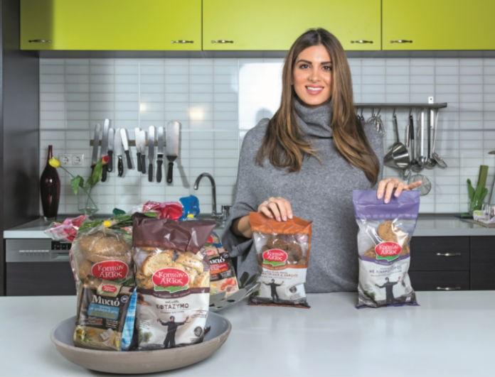 Σταματίνα Τσιμτσιλή: Αυτό είναι το μυστικό της διατροφής μου!