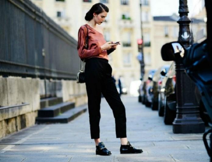 Οι πιο στιλάτες ιδέες για να φορέσεις ένα απλό μαύρο παντελόνι και να κλέψεις τις εντυπώσεις!