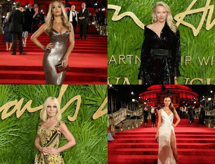 Fashion Awards: Οι εμφανίσεις των stars που έκλεψαν τις εντυπώσεις στο κόκκινο χαλί!