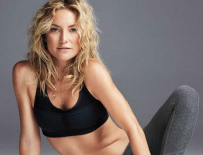 Η Kate Hudson αποκαλύπτει το πρόγραμμα άσκησης και διατροφής που ακολουθεί καθημερινά!