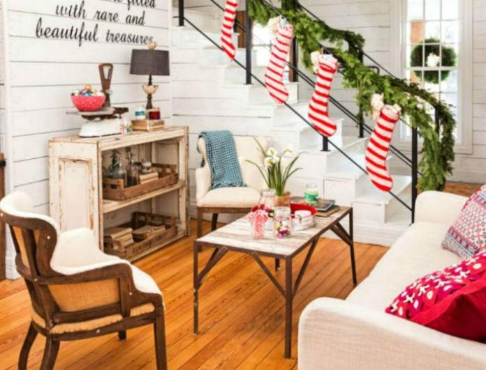 66148d104341 Πως να περάσεις ωραία Χριστούγεννα στο σπίτι! - DECO   ΣΠΙΤΙΑ - Youweekly