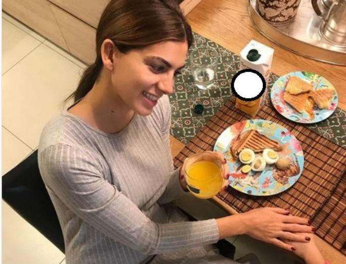 Οι 6 τροφές που τρώει η Σταματίνα Τσιμτσιλή προτιμώ για επίπεδη κοιλιά! Δοκιμάστε τις και θα μας θυμηθείτε!