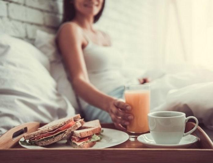 Πηγή... ενέργειας! 8 τροφές που σε ξυπνούν σαν τον καφέ!