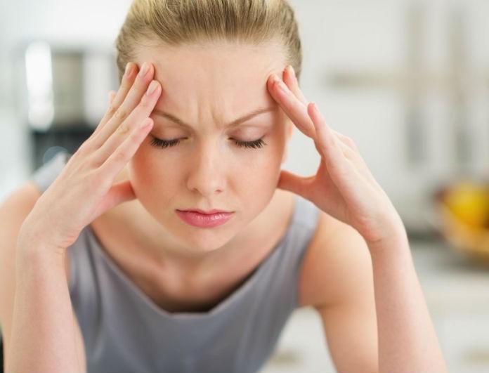 Υποφέρεις από ημικρανίες; Τα συμπτώματα που πρέπει να σε ανησυχήσουν!