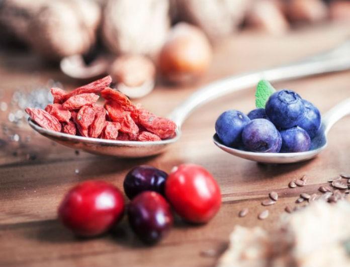 Τροφές που αγαπούν την καρδιά και την κάνουν να λειτουργεί καλύτερα!